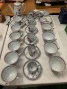 A LARGE COLLECTION OF SPODE OVEN TO TABLEWARE FINE STONE