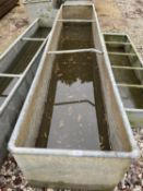 A 10' X 2' WATER TROUGH NO VAT