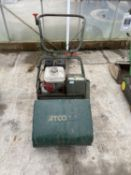 "AN ATCO 20"" LAWN MOWER WITH HONDA GX 160 ENGINE FROM LOCAL CRICKET CLUB NO VAT - PROCEEDS TO CHARITY"