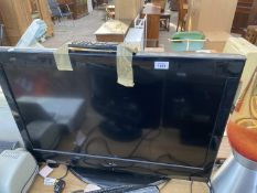 """AN ALBA 32"""" TELEVISION BELIEVED IN WORKING ORDER BUT NO WARRANTY"""