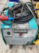 A MERKLE 3 PHASE PLASMA CUTTER BELIEVED IN WORKING ORDER (NO WARRANTY) - NO VAT