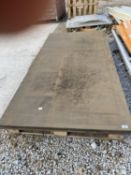 TWO 4' X 8' BOARDS AND FOUR OTHERS - NO VAT