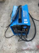 A CLARKE DUAL PURPOSE MIG 100EN WELDER - NO VAT