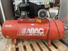 AN ABAC COMPRESSOR - NO VAT