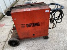 A SEALEY SUPERMIG POWER WELDER - 240 VOLT - NO VAT