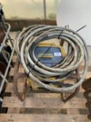 A PUSAMATIC ELECTROFUSION PLASTIC PIPE WELDER - NO VAT
