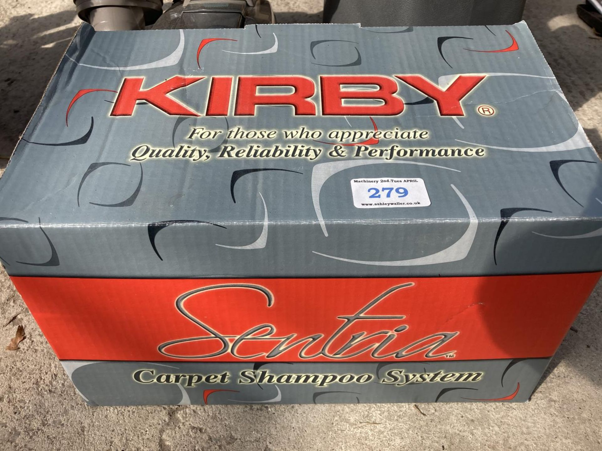A KIRBY CLEANER AND ATTACHMENTS NO VAT - Image 2 of 5
