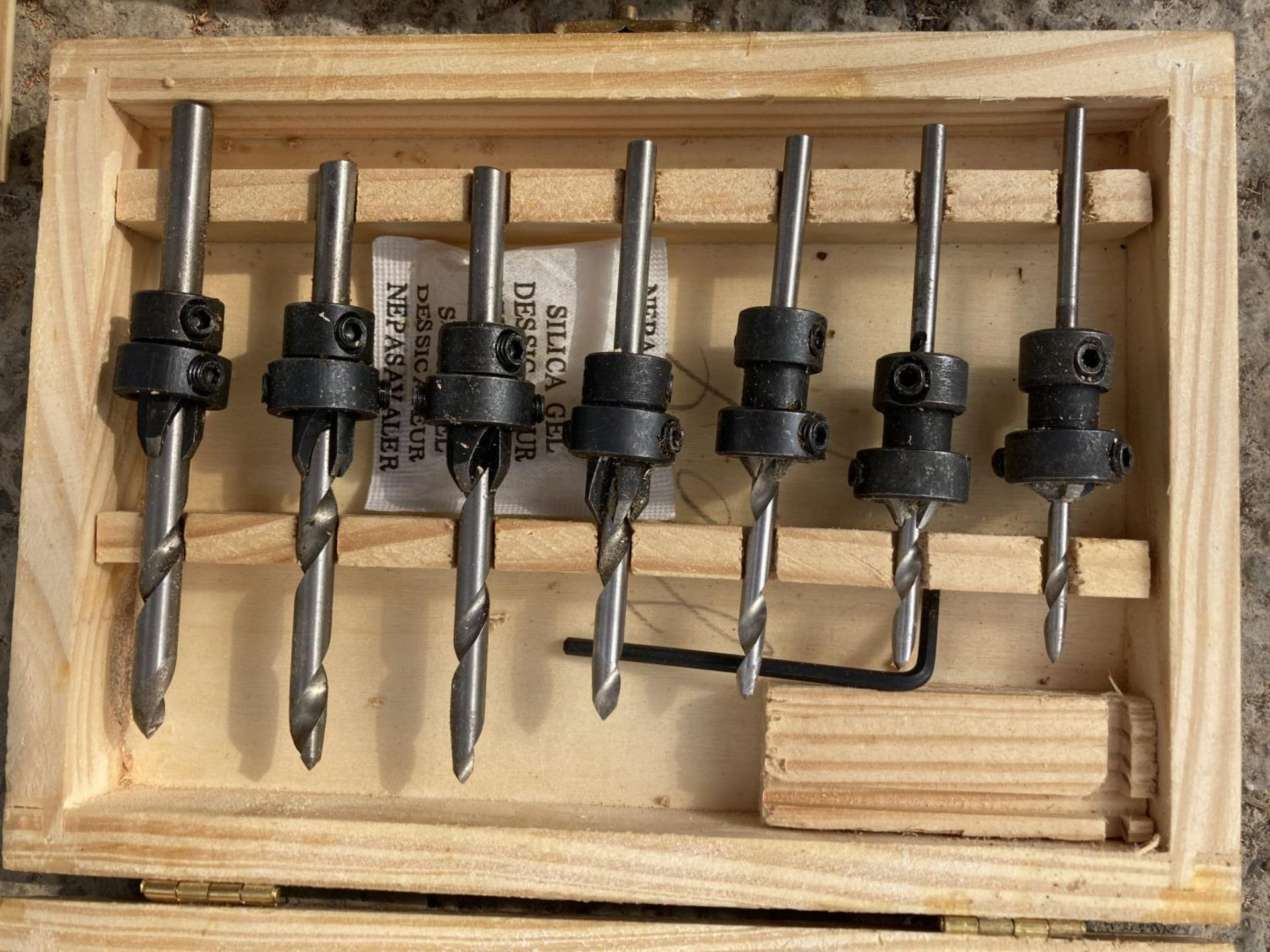 A LARGE QUANTITY OF BOXED DRILL BITS NO VAT - Image 5 of 6
