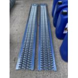 PAIR OF RAMPS + VAT