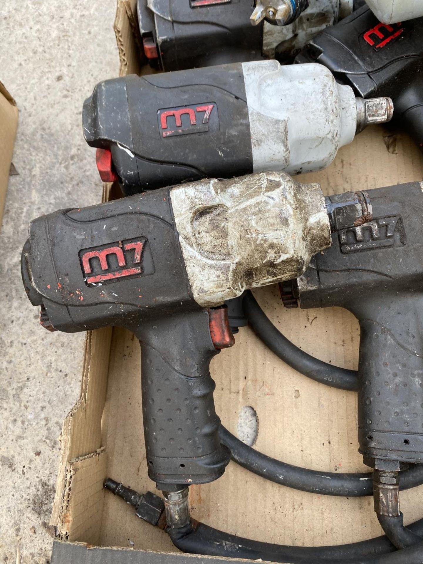 FIVE M7 AIR GUNS - N0 VAT - Image 2 of 5