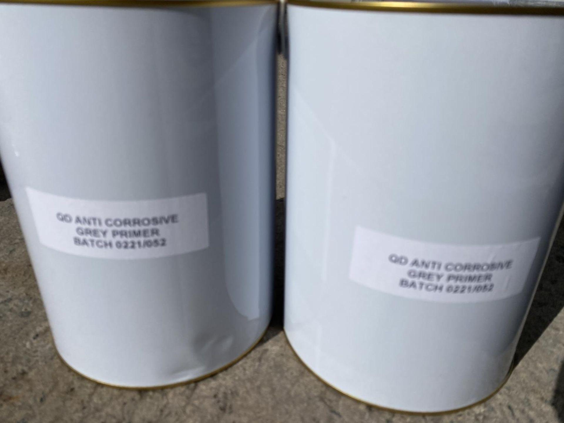 2TINS X 5LTRS GREY PRIMER + VAT - Image 2 of 2