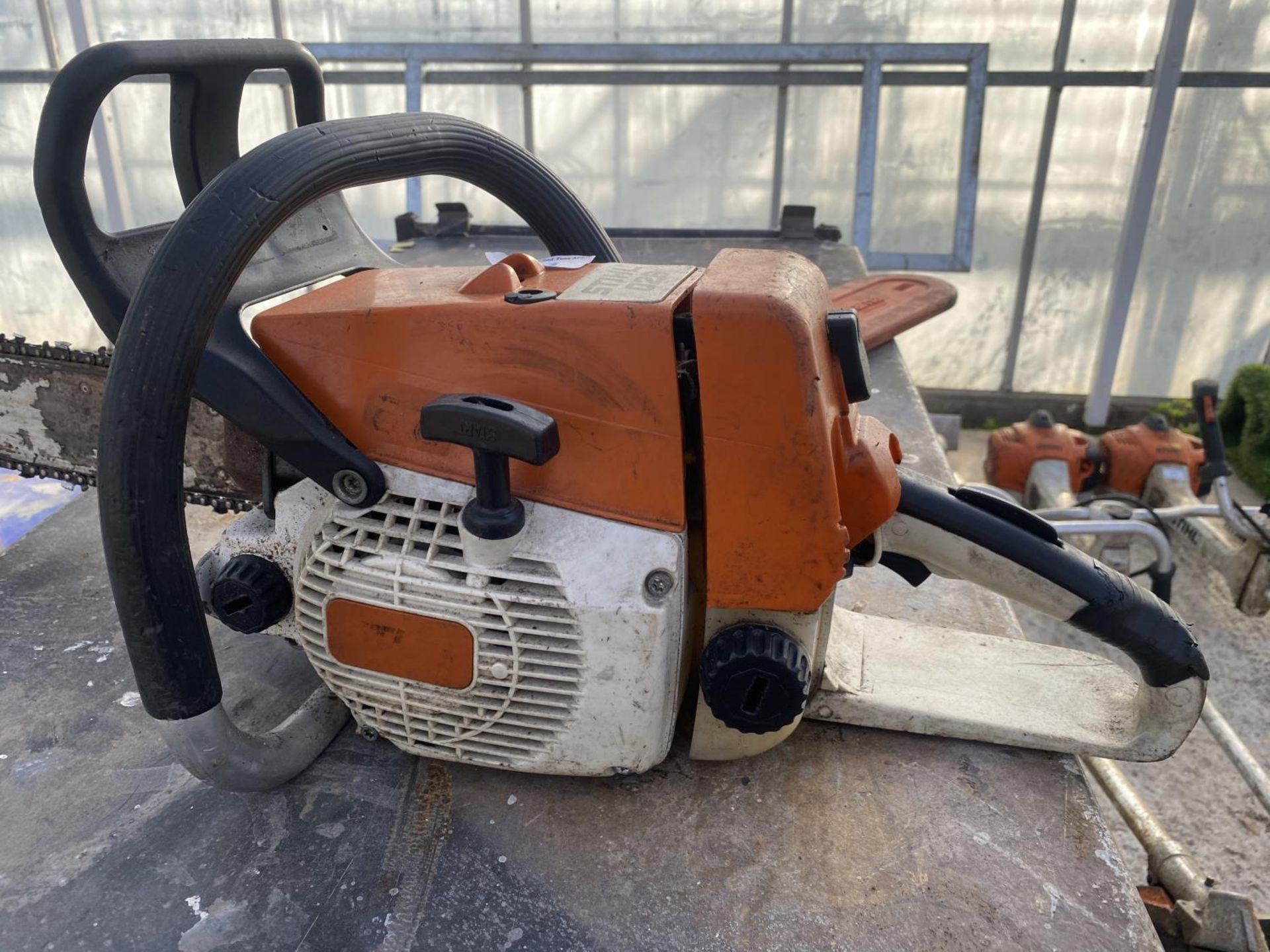 A STIHL 026 CHAINSAW - N0 VAT - Image 5 of 6