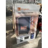 TWO GAS HEATERS NO VAT