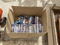 AN ASSORTMENT OF PS3 AND PS4 GAMES