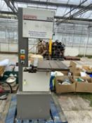 A STARTRITE ELECTRIC BAND SAW BELIEVED WORKING ORDER BUT NO WARRANTY