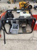 A GX160 HONDA 5.5 PETROL GENERATOR
