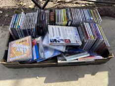 AN ASSORTMENT OF CDS