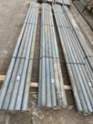 """SCAFFOLD PIPES 10' 1"""" LONG TO BE SOLD PER PIPE WITH THE OPTION ON THE NEXT 10 LOTS"""