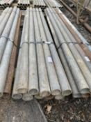 """SCAFFOLD PIPES 5' 4"""" LONG TO BE SOLD PER PIPE WITH THE OPTION ON THE FOLLOWING PIPES"""