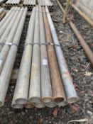 """SCAFFOLD PIPES 5' 7"""" LONG TO BE SOLD PER PIPE WITH THE OPTION ON THE FOLLOWING PIPES"""