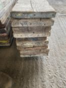 """SCAFFOLD PLANKS 12'10"""" LONG 9"""" WIDE TO BE SOLD PER PLANK WITH THE OPTION ON THE FOLLOWING PLANKS"""