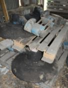4 DISCS / LARGE COULTERS