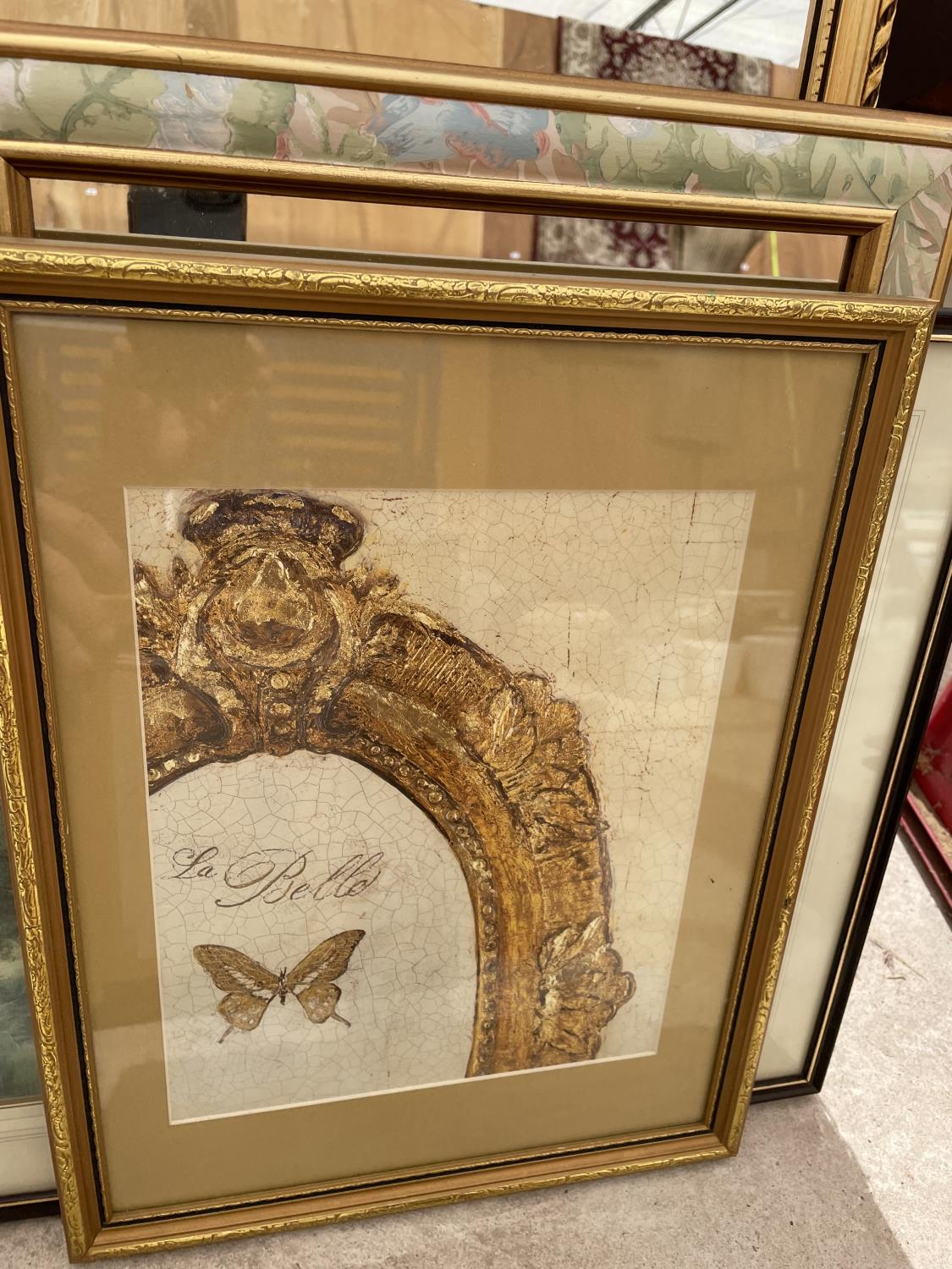 AN ASSORTMENT OF FRAMED PRINTS AND PICTURES - Image 11 of 12