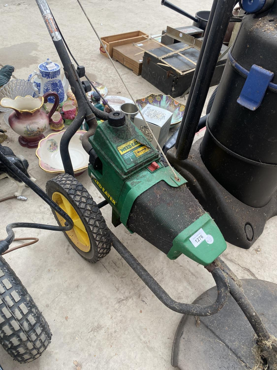 A PETROL WEED EATER - Image 3 of 5