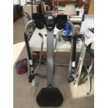 A ROWING EXERCISE MACHINE