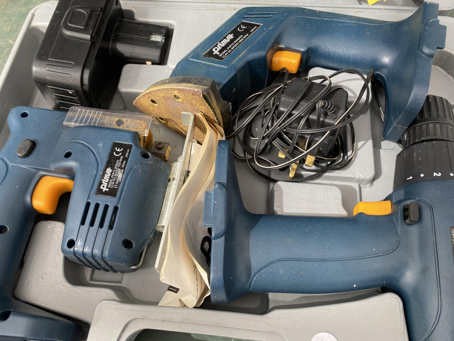 FOUR POWER TOOLS - Image 3 of 5