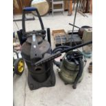 AN OASE VACUUM CLEANER AND A FURTHER HOOVER MODULE 900