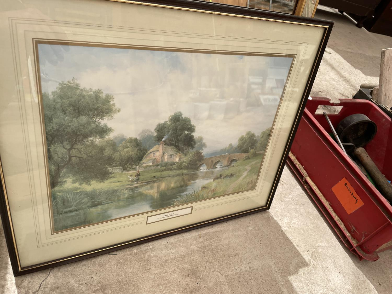 AN ASSORTMENT OF FRAMED PRINTS AND PICTURES - Image 6 of 12