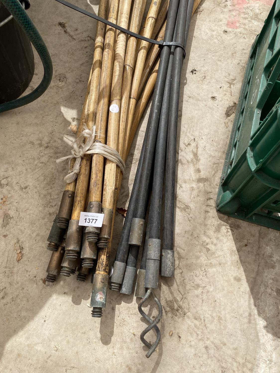 AN ASSORTMENT OF DRAINING RODS - Image 3 of 3