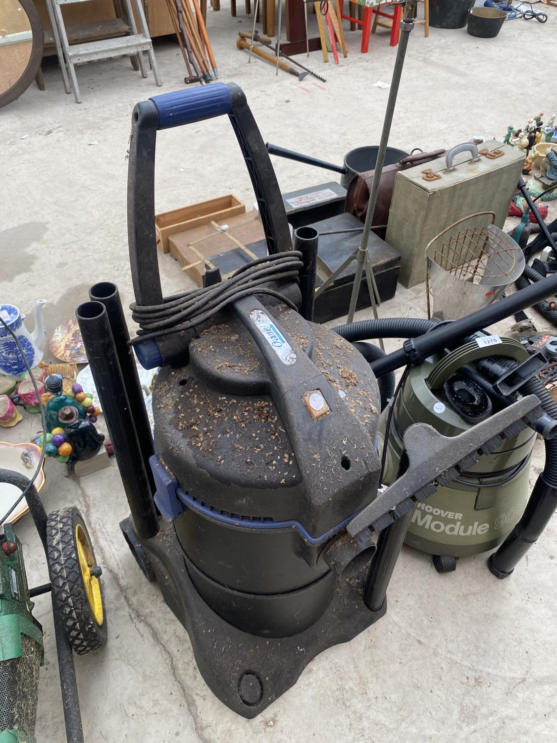 AN OASE VACUUM CLEANER AND A FURTHER HOOVER MODULE 900 - Image 3 of 5