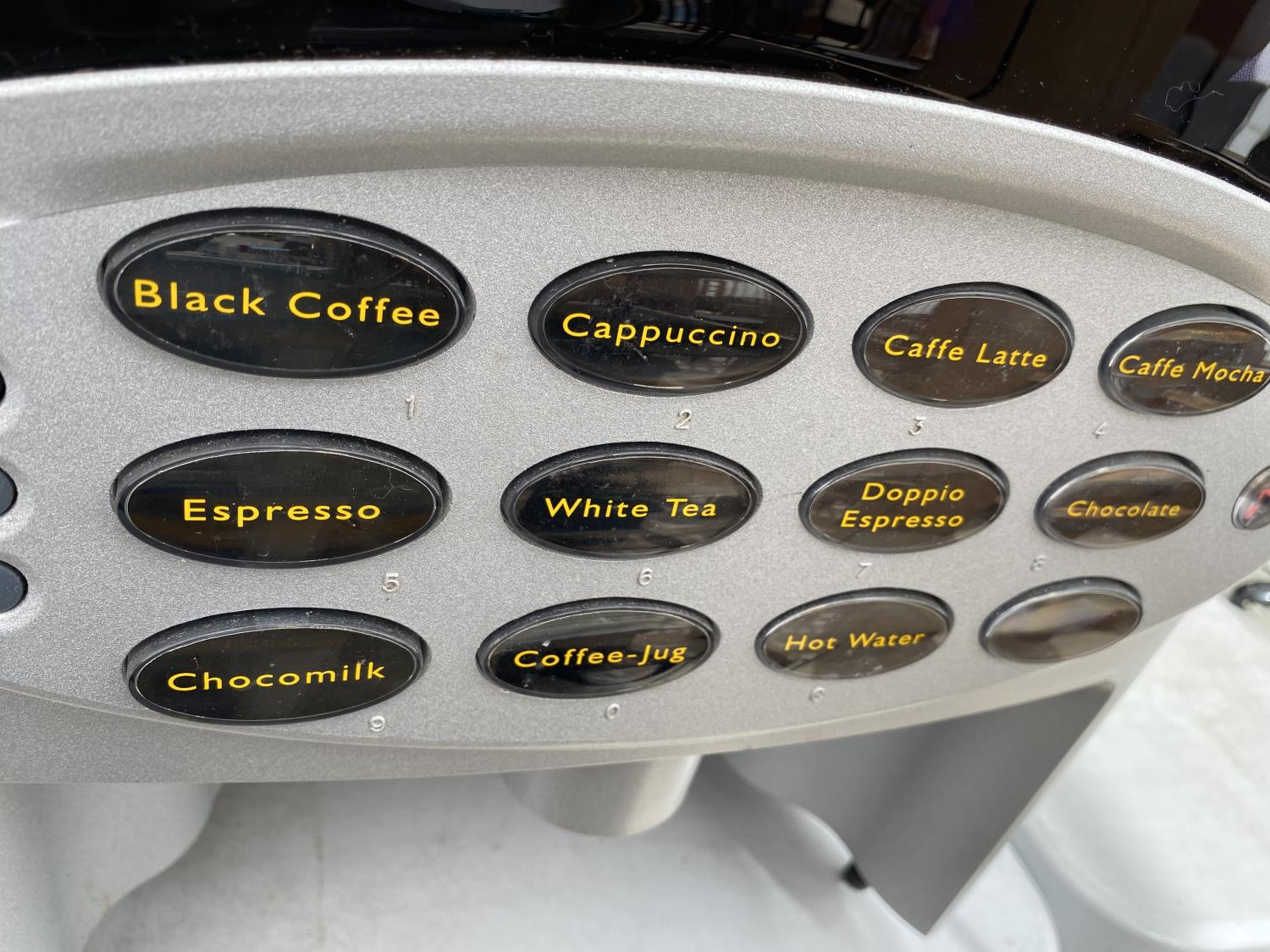 A VISION COFFEE MACHINE - Image 3 of 4