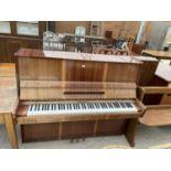 A MODERN OVERSTRUNG PIANO