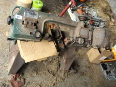 ELECTRIC BAND SAW + VAT