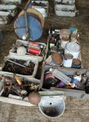 5 BOXES AND EXTENSION REEL ETC. + VAT
