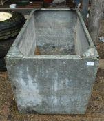 GAVANISED WATER TANK 4' X 2' + VAT