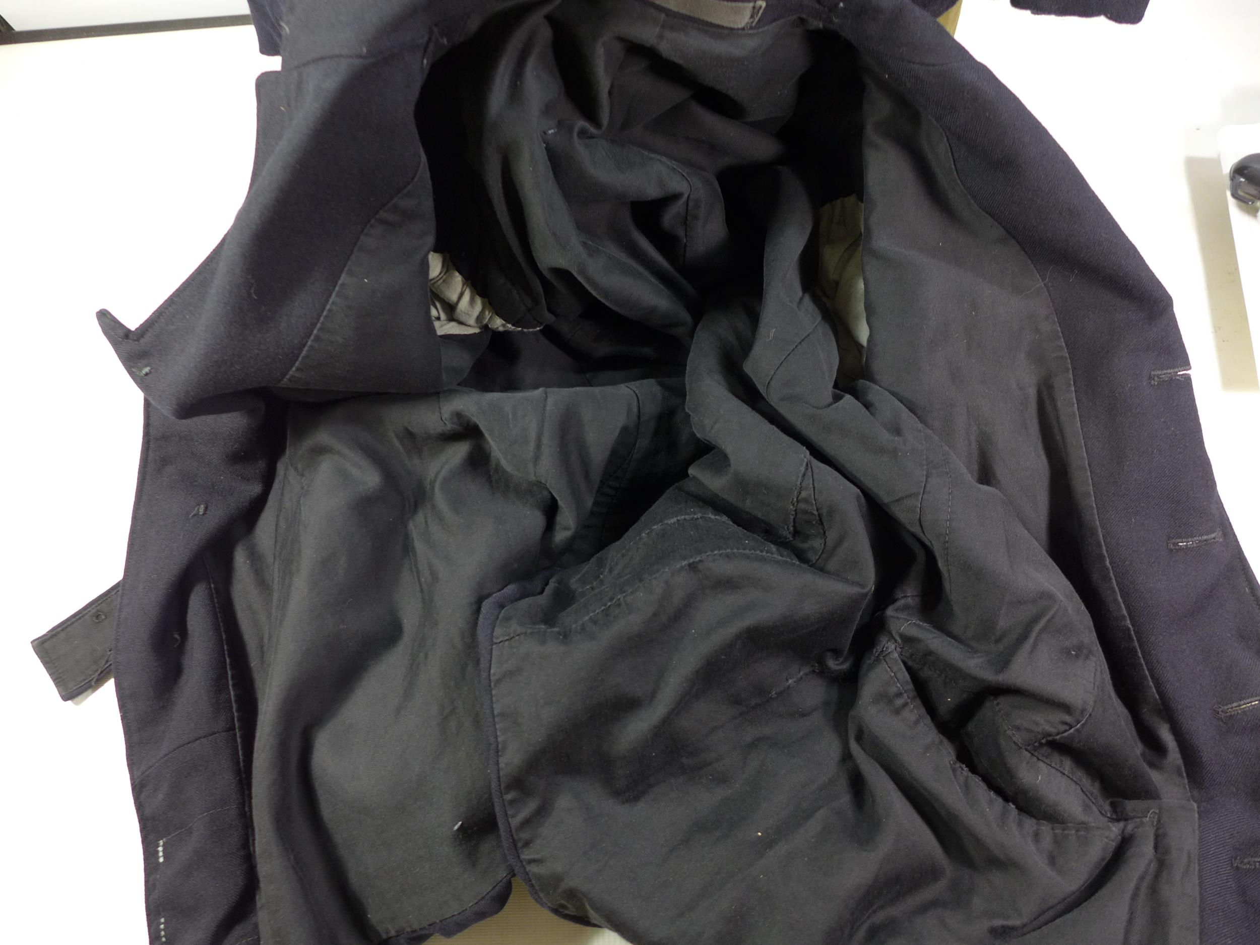 TWO MANCHESTER SHIP CANAL POLICEMANS JACKETS - Image 4 of 5