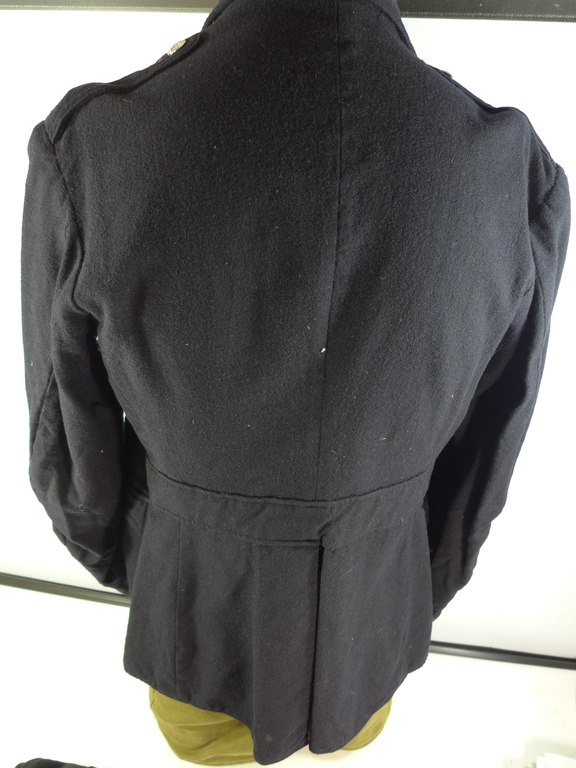 TWO MANCHESTER SHIP CANAL POLICEMANS JACKETS - Image 5 of 5