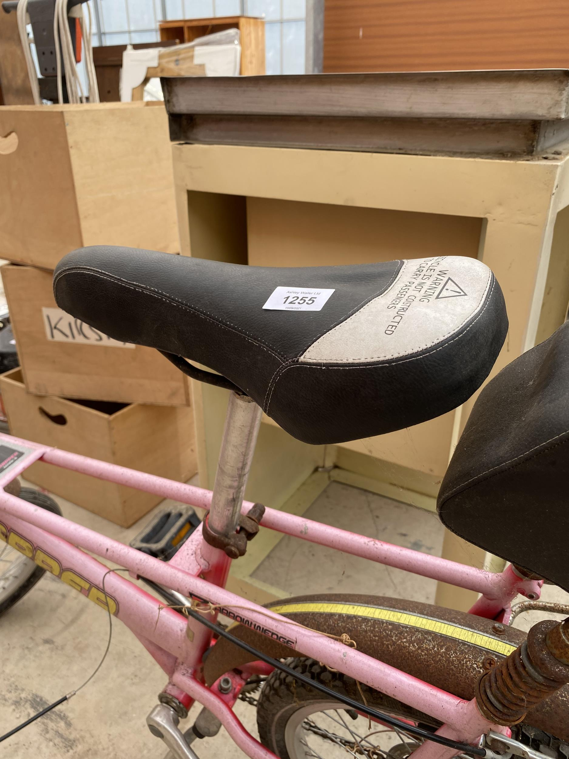 A RALEIGH CHOPPER MARK 3 BICYCLE - Image 5 of 7