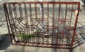 PAIR OF GATES NO VAT