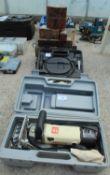 BISCUIT SLB 9100N JOINER & AXMINSTER AMP & WOOD NO VAT