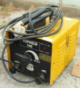 TOPWELD LTD 140 WELDER NO VAT