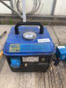 A PRO USER G850 PETROL GENERATOR 850W - NO VAT