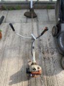 A STIHL PETROL FS 55 STRIMMER/BRUSH CUTTER NO VAT