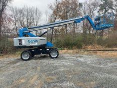 Genie S-65 Self Propelled Telescopic Boom Lift