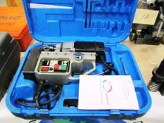 Euroboor Magnetic Base Drill