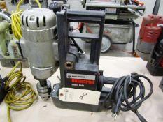 Black & Decker Heavy Duty Magnetic Base Drill